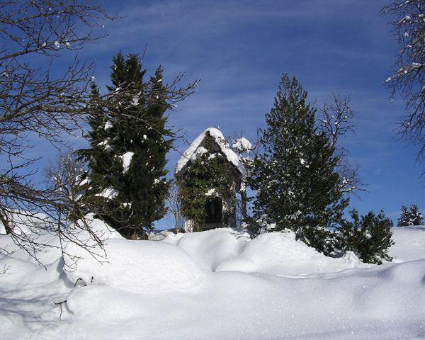 Kapelle - Nussdorf am Attersee Oberoesterreich