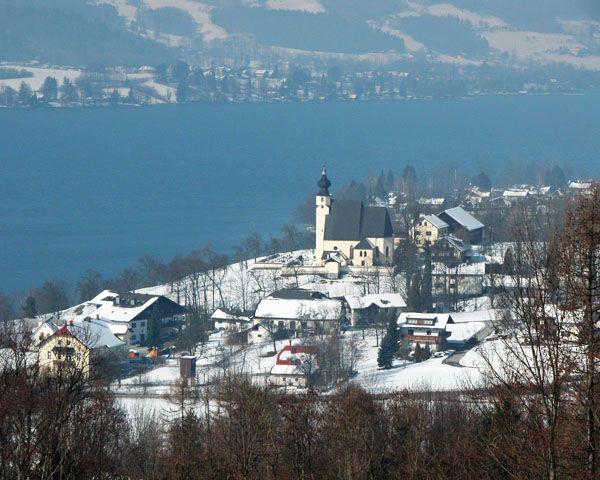Steinbach am Attersee Oberoesterreich
