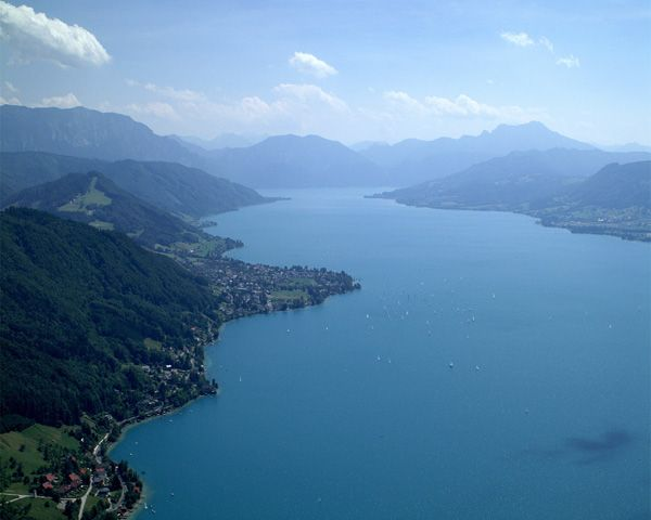 Attersee Region Upper Austria
