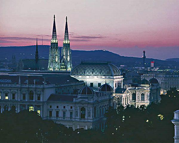 Wien Foto: © WTV/Popp&Hackner - Austria