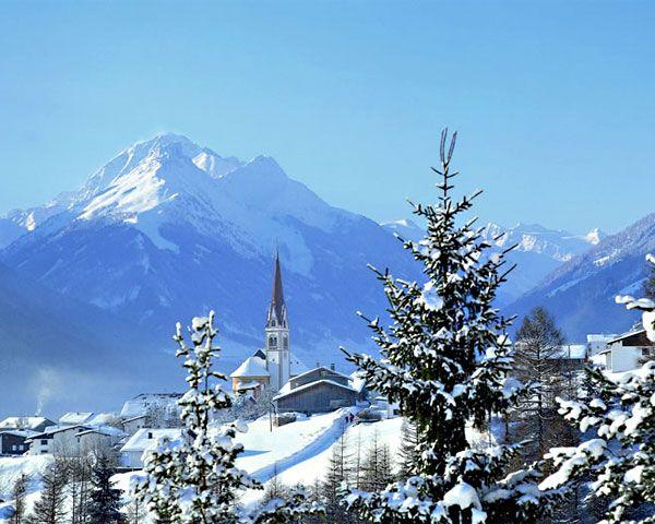 Dorf im Winter Foto: © Tirol Werbung