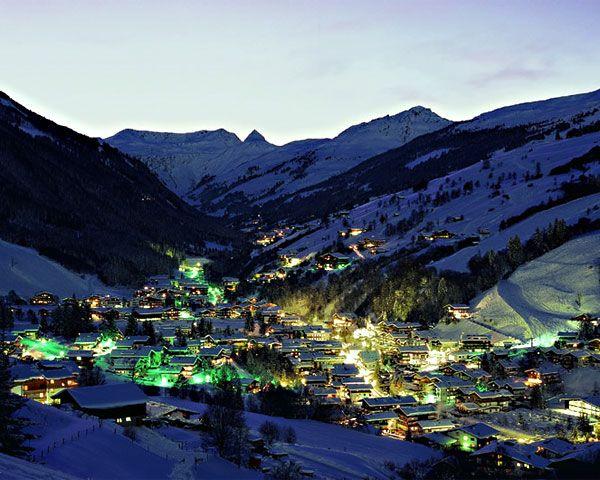 Hinterglemm Foto: © SalzburgerLand Tourismus