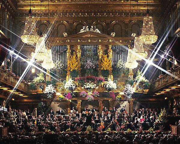 Neujahrskonzert Wiener Philharmoniker Foto: Trumler / © ÖW