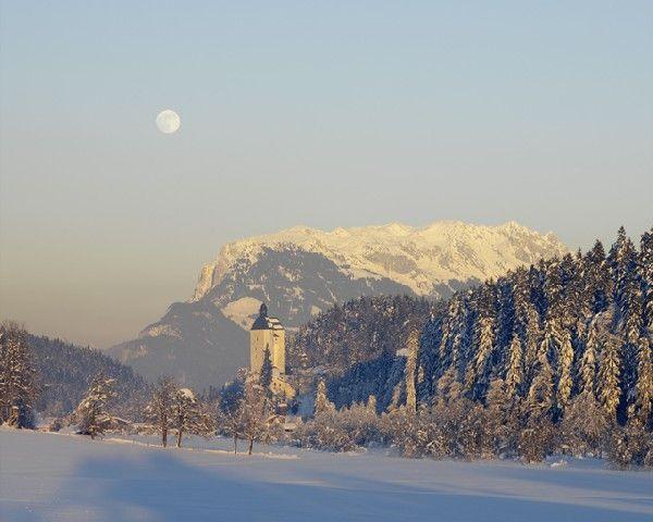 Wallfahrtsort Mariastein - hier ist Urlaub Balsam für die Seele! - Mariastein Tirol