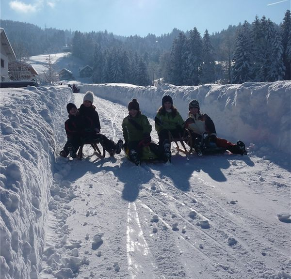Rodelspass - Alberschwende Vorarlberg