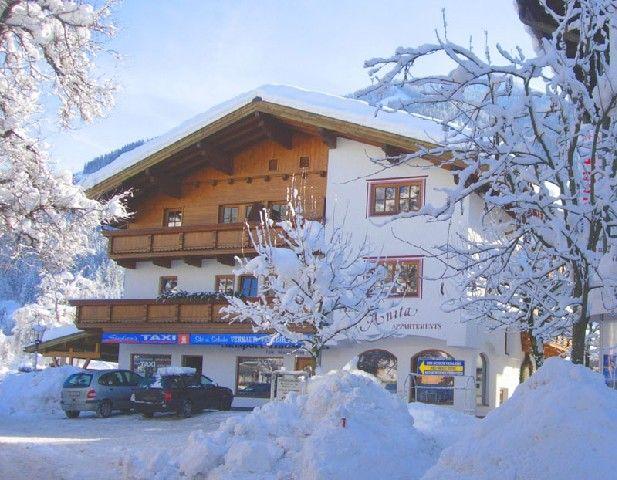 Skiurlaub Westendorf im Appartmenthaus Anita in Top-Lage - Apartment  Anita Westendorf