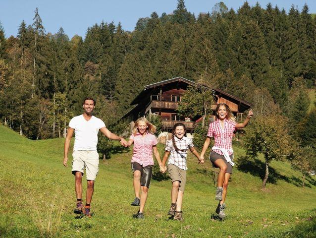 Familie - Wandern - einfach Wohlfühlen in der Wildschönau in Tirol - Wildschoenau (Regione) Tirol
