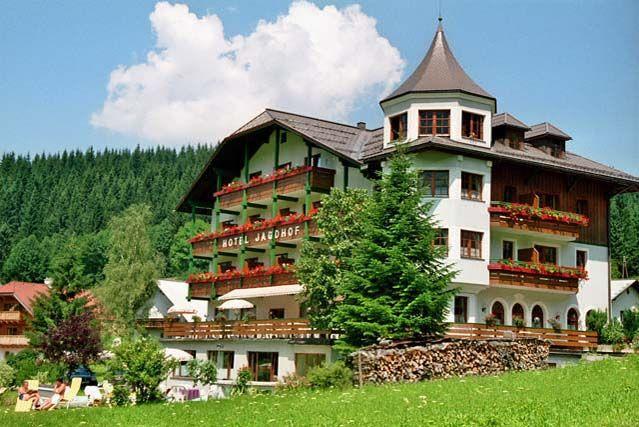 Hotel  Jagdhof Lackenhof