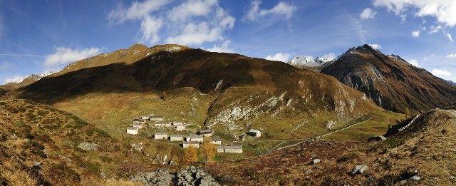 Jagdhausalmen im hinteren Defereggental - St. Jakob im Defereggental Tirol
