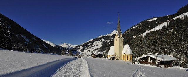 Feistritz-Loipe in St. Jakob - St. Jakob im Defereggental Tirol