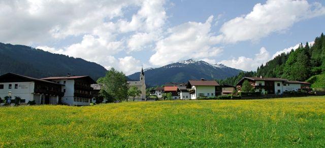 Ortsansicht von der Kelchsau. - Kelchsau Tirol