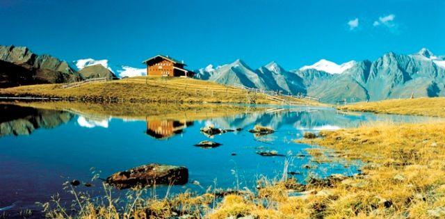 Zupalsee Hütte - Virgen - Hohe Tauern Osttirol Tirol