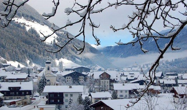 Winter in St. Jakob - St. Jakob im Defereggental Tirol