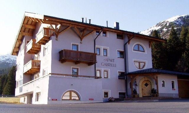 Apart Gabriele - Sommer - Apart Gabriele St. Anton am Arlberg