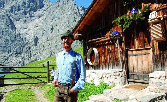 Silberregion Karwendel Tirol