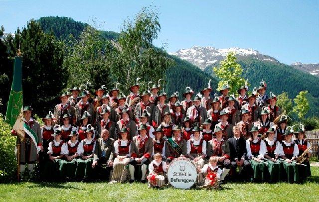 Musikkapelle St. Veit - St. Veit im Defereggental Tirol