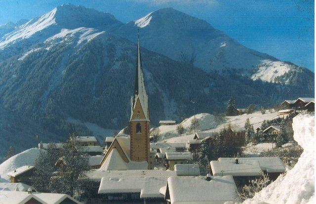Blick auf Berger Kogel 2565 m - Virgen in Osttirol Tirol