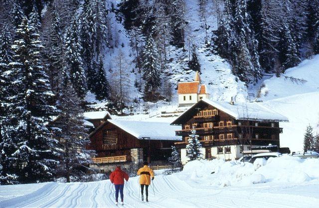 Langlauf Spöttling - Kals am Großglockner Tirol