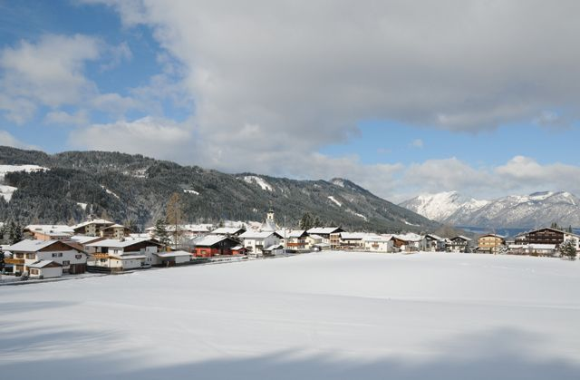 Winterlandschaft in Angerberg - Als wäre es in einem Dornröschenschlaf gelegen! - Angerberg Tirol
