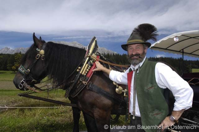 Farm Holidays in Austria - Urlaub am Bauernhof in OEsterreich