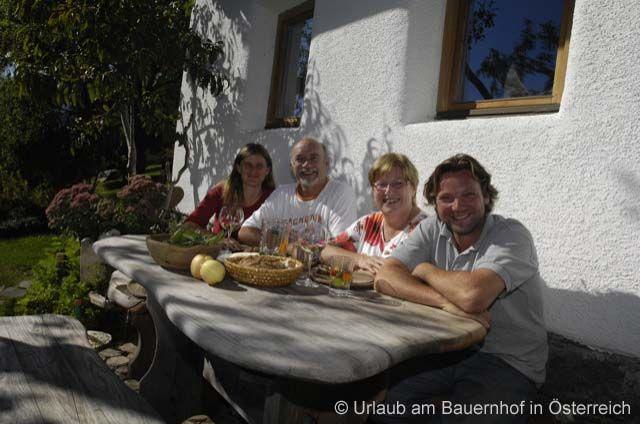Urlaub am Bauernhof in Österreich - Urlaub am Bauernhof in OEsterreich