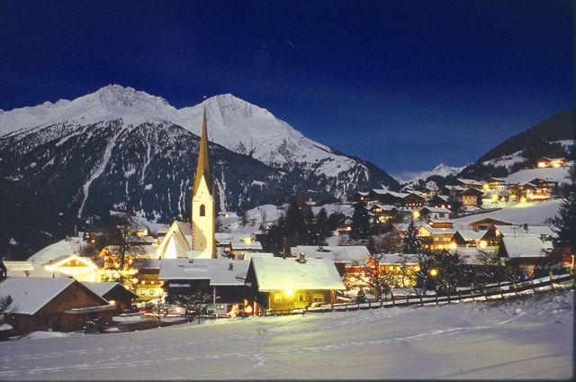 Virgen bei Nacht - Virgen in Osttirol Tirol