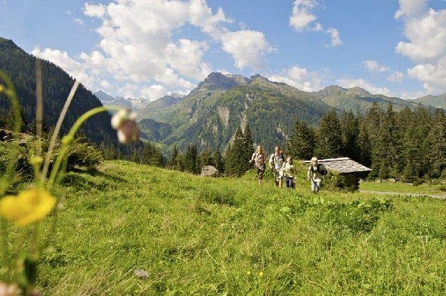 Landschaft - Montafon Vorarlberg