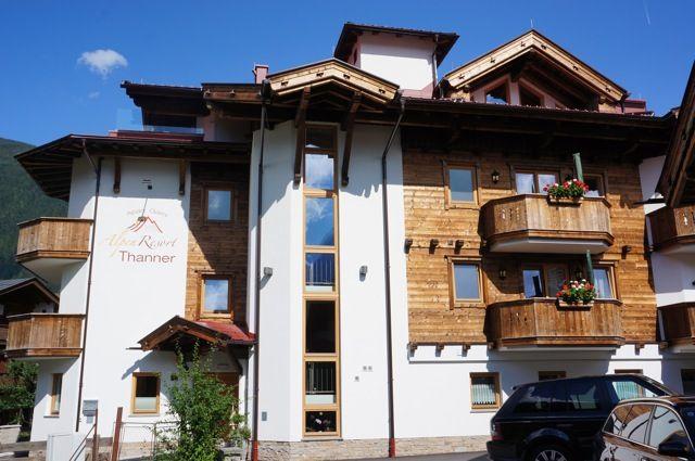 Alpenresort Thanner - Alpenresort Thanner - apart garni Mayrhofen