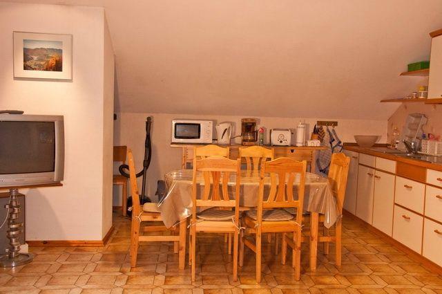 livingroom with kitchen -  Hollenstein a.d. Ybbs