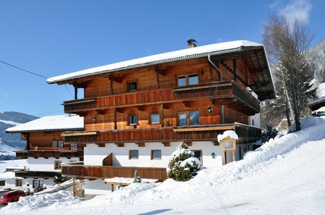 Guesthouse Erlenhof - Haus Erlenhof Alpbach