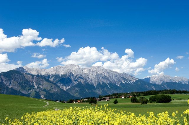 Rinn - nestled between meadows and forests - Rinn/Judenstein Tirol