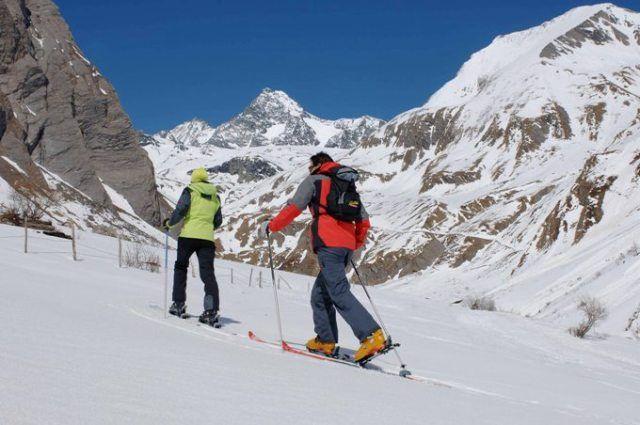 Skitouren - Kals a. G. - Hohe Tauern Osttirol Tirol