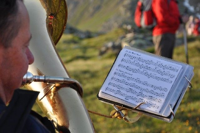 Sonnenaufgangswanderung mit musikalischer Begleitung - St. Veit im Defereggental Tirol