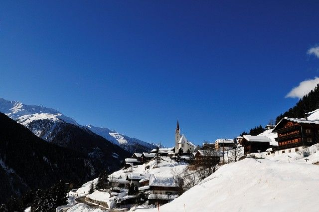 Winter in St. Veit - St. Veit im Defereggental Tirol