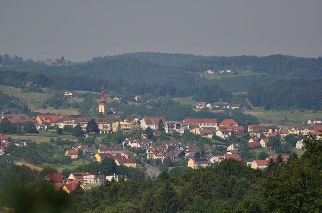Kirchberg an der Raab im Steirischen Vulkan- und Thermenland - Kirchberg / Raab Steiermark