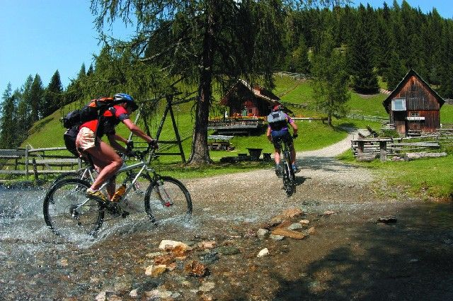 Mountainbiken in den Nockbergen - Nockberge/Bad Kleinkirchheim Kaernten