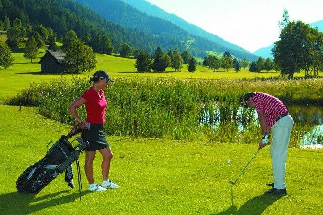 Golfen in den Nockbergen - Nockberge/Bad Kleinkirchheim Kaernten