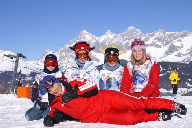 Skiurlaub Ski amade, Pistennähe, Winterurlaub Österreich, Radstadt - Familienurlaub Pony reiten Hotel Gewuerzmuehle Radstadt