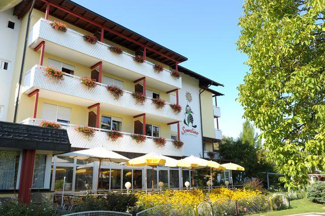 SONNELINO - Baby&Kinderhotel St. Kanzian am Klopeiner See - SONNELINO - Baby & Kinderhotel St. Kanzian