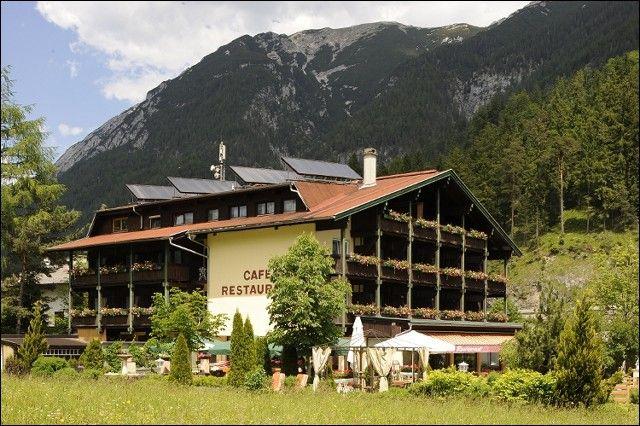 Hotel vom Garten - Kulinarik & Genießerhotel Alpin Achenkirch am Achensee