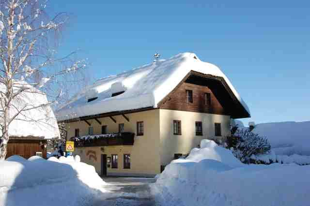 Winterurlaub am Martinihof... - Gasthof-Pension Martinihof Faaker See