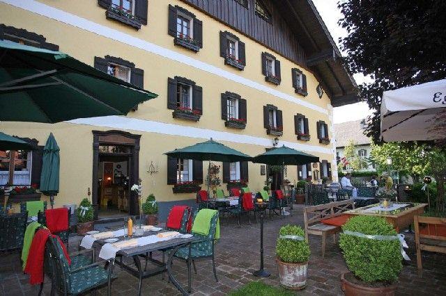 Hausansicht - Pension Lexenhof Nussdorf am Attersee