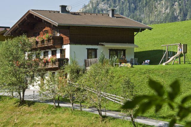 Ferienhaus Sommer - Lambachbauer Großarl
