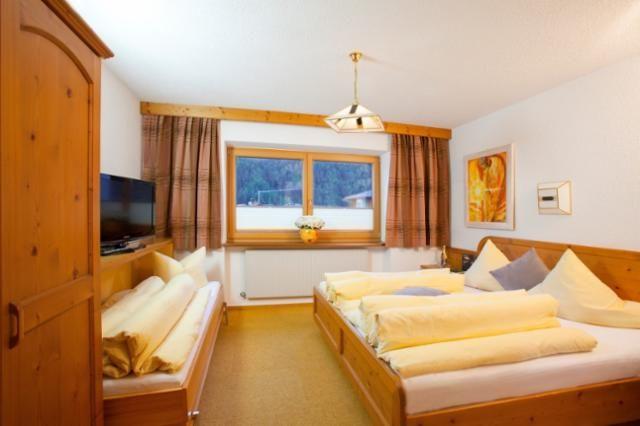 Top Tirol - Appartement Typ I - Top Tirol Appartement Laengenfeld