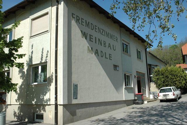 Walter Madle Bad Deutsch Altenburg