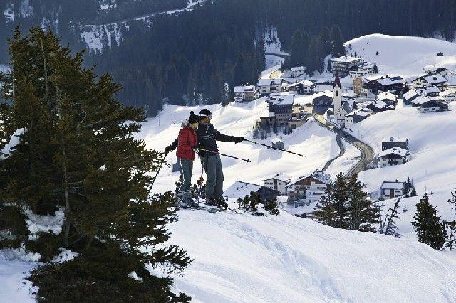 Hotel direkt an den Pisten - Boutique Hotel Lechtalerhof Warth am Arlberg