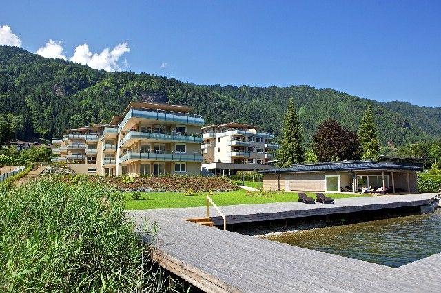 Apart Hotel Legendär - Aussenansicht - Apart Hotel Legendaer Steindorf am Ossiacher See