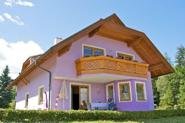 Ferienhaus Seeblick - Pension - Ferienhaeuser Waldruh - Tannenheim - Inge Faaker See