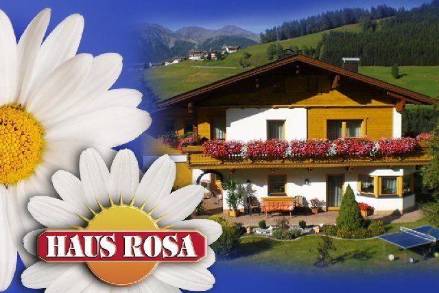 Hausansicht - Appartment- Haus Rosa - Fam. Koeck Kartitsch