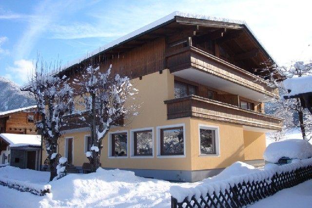 Winter Nordwest - Haus Ursula Reith im Alpbachtal